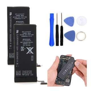 🚚 iphone5電池iphone5s電池iphonese電池 贈工具 自行安裝