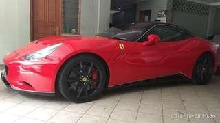 Dijual Ferrari California Tahun 2009