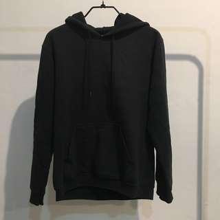 Gildan hoodie hitam