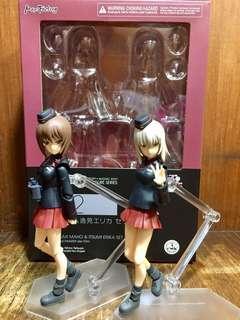 figma Maho Nishizumi and Erika Itsumi