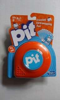Pit Paper Card Game