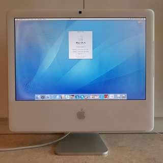 iMac 20 inch 2006