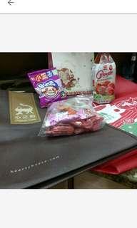 🚚 糖果及購物袋