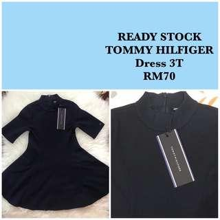 New Tommy Hilfiger Dress 2t-3t