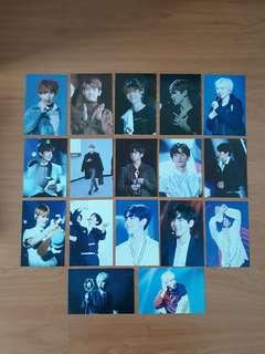[WTS] Baekhyun Fansite Postcards and Polaroids