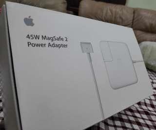 Apple Magsafe 2 45W MacBook Air Charger Original