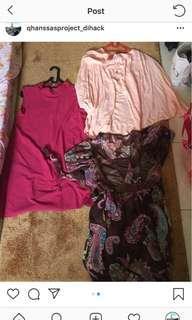 3 baju wanita murah