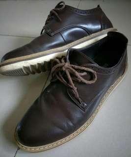 🚚 Shoe box 男生 上班 休閒皮鞋
