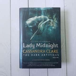 🚚 Hardback Lady Midnight by Cassandra Clare