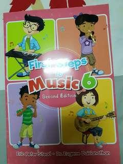 Primary 6 FirstSteps to Music 6
