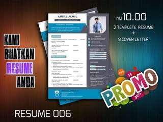 Resume 006