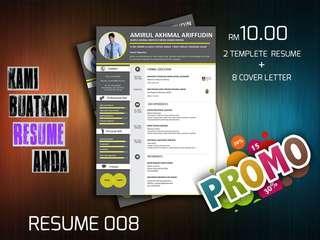 Resume 008