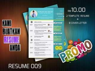 Resume 009