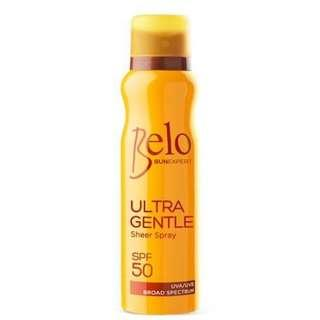 Belo SunExpert Ultragentle Sheer Spray SPF50 and PA+++