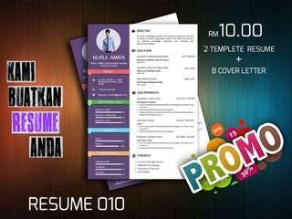 Resume 010