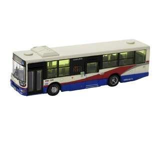 全新 TOMYTEC 情景 巴士 bus JB063 船桥新京成巴士  鐵道模型用品 (Not KATO & Tomix) 1/150