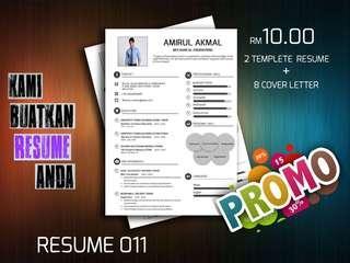 Resume 011
