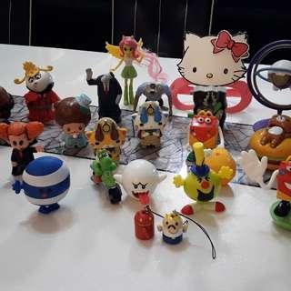 SALE!!! McDonalds Toy Collectibles