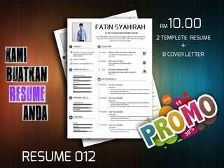 Resume 012
