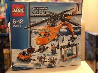 Lego 60034 直升機