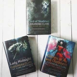 🚚 The Dark Artifices Trilogy Hardback