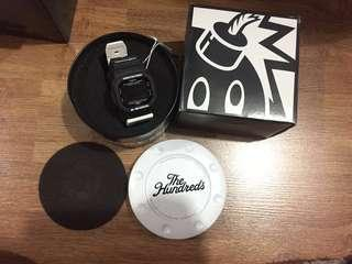 New Rare THE HUNDREDS G-shock