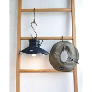🚚 【台灣現貨 黑色】日本秒殺商品 Half Track Products  LED 燈罩