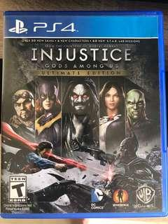 Injustice: Gods among us PS4