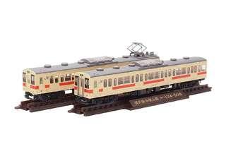 全新 TOMYTEC  二輛套裝 Jr 105系大阪線 · 和歌山 W05編制 · 和歌山色 火車鐵道模型用品 (Not KATO & Tomix) 1/150