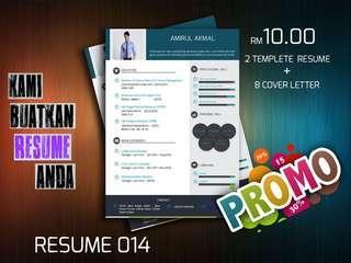 Resume 014