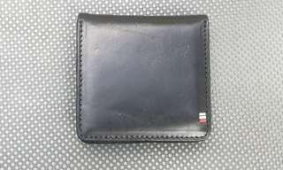 Italian leather coin case