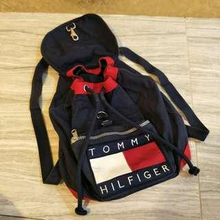 Tommy Hilfiger Draw String Backpack