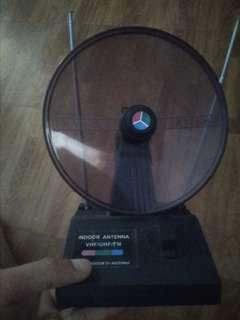 Indoor antena