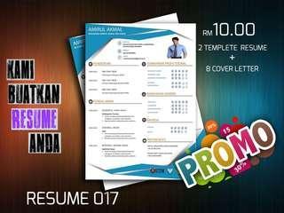 Resume 017