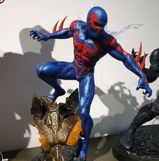 Prime 1 Spiderman 2099 with custom base