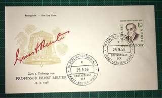 1958 西德 吉封