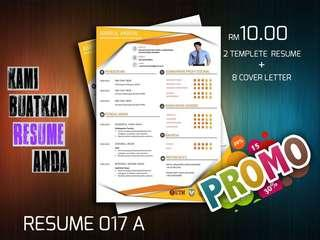 Resume 017 A