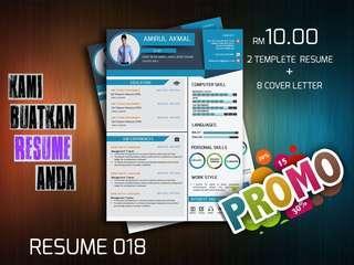 Resume 018