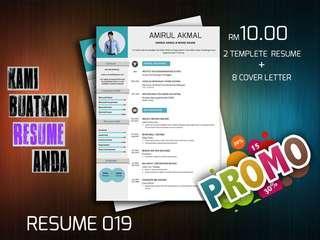 Resume 019