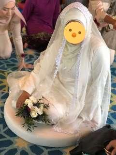Wedding Lace Shawl