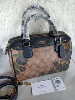 Coach Mini bennett Camorose black Original 100%