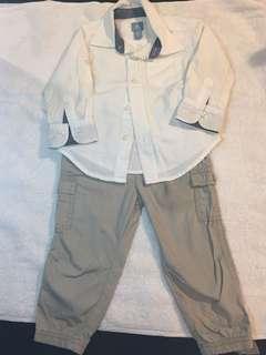 🚚 Gap / Oshkosh 男孩子的衣服
