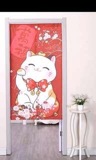 85X200cm In Stock Door Curtain Japanese Partition FengShui