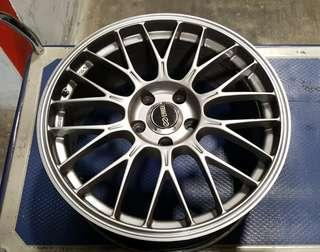"Price Revised for 18"" Enkei rims A358 Made in Japan for Sale"