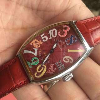Creazy watchs