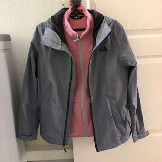 cecf31dcd668 North Face Lady Triclimate Jacket