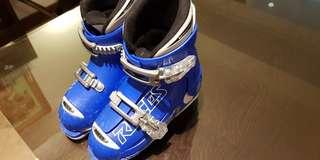 Kids Roces ski boot - the only ski boot that grows worth your child
