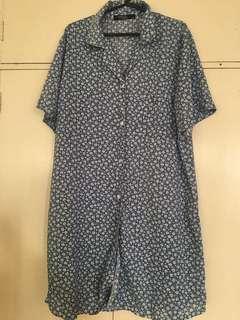 SM Woman Sleepwear/Maternity Robe, XL