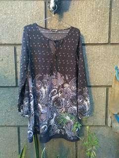Bohemian-type Dress