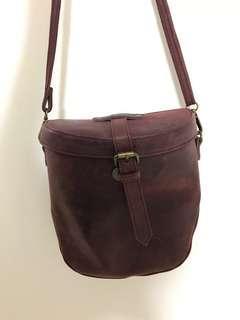 Leather bag ($100/bag)